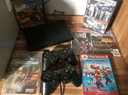 PlayStation 2 Controles Originais Aceito Cartão Faço Entrega
