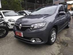 Renault Logan 1.6 Dynamique 8v Com GNV 5° Geração Novo 2017 - 2017
