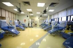 Piso hospitalar, piso para hospitais, piso vinílico, manta vinílica