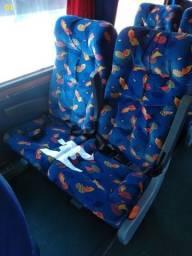 Ônibus - jogos de bancos marcopolo irizar -venda/troca