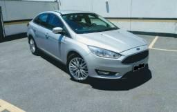 Focus Sedan 18/18 14.000km Automático Ú. Dona Garantia Ford! Troco Financio