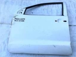 Porta Hilux 06/15 Dianteira Esquerda P/ Recuperar #8335