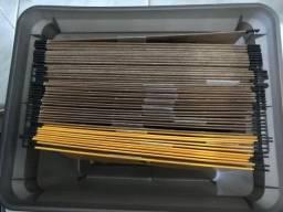 Caixa Arquivo para pastas suspensas