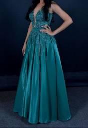 Vestido de Formatura, festa ou madrinha de casamento 2 em 1