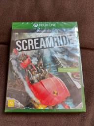 Jogo Screamride X Box One lacrado