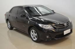 Corolla GLi 1.8 - automático - completo - ano 2013