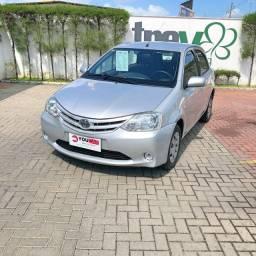 Etios 2013 1.3 XS - Otimo carro