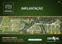 Terreno à venda no bairro Centro - Antônio Carlos/SC