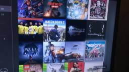 Conta Xbox one com mais de 40 jogos comprados
