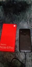 Xiaomi redmi note 6 pró ( leiam )
