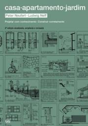 Livro de arquitetura/engenharia Casa Apartamento Jardim