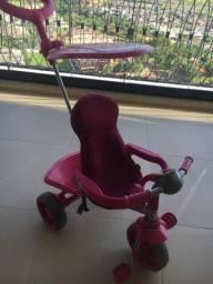 Triciclo Bandeirantes seminovo - motoca infantil - velotrol