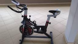 Bicicleta Spinning Kikos F5I Seminova!