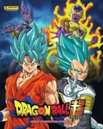 Álbum Dragon Ball Super - Completo