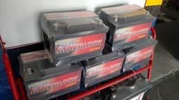 Baterias 60ah novas, saindo a 150,00 avista na troca