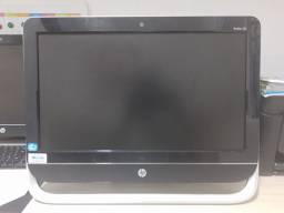 Computador Desktop Hp All-in-one I3 3.30ghz 4gb 500gb