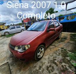 Fiat Siena 2007 1.0 completo