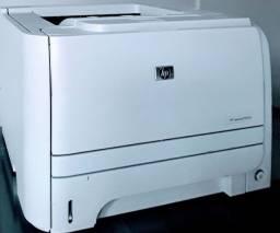 Impressora Hp Laserjet P2035, revisada e com nota