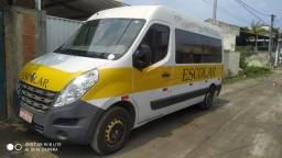 Renault Master escolar 20l diesel