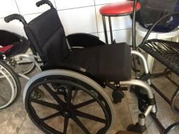 Cadeira de rodas monobloco 1900