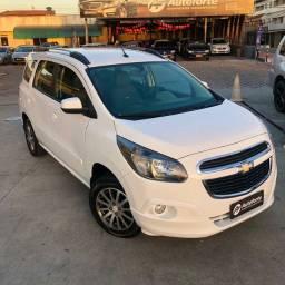 Chevrolet Spin 1.8 LT Automática - $ 41.990