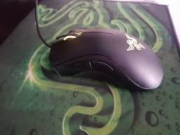 Mouse Razer Deathadder Chroma Elite Mecânico rgb Gamer