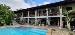 Casa em Cond. em Aldeia Km 8 com 1.124m²
