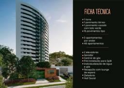 Título do anúncio: IVAN / Apartamento nos Aflitos - 85m² - 02 vagas - Ultimas Unidades