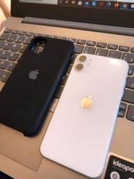IPhone 11 64gb Branco Garantia 08/2021