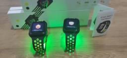 Greentiger F8 smartwatch relógio inteligente