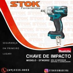 Chave de Impacto A Bateria 18v DTW285Z -Makita