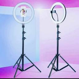 Iluminador Ring Light 10 Polegadas 25W 26cm