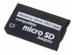 Adaptador micro sd psp sony