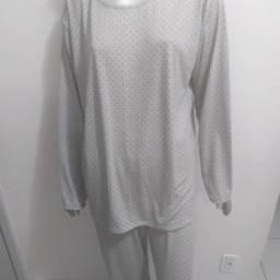 Pijamas feminino e masculino