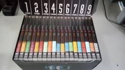 Box Arquivo X - Temporada 1 a 9 (53 discos)