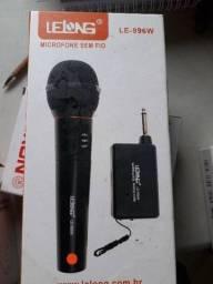 Microfone sem fiu