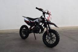 MXF Minimoto Extreme 49cc sem Partida Elétrica