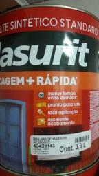 Esmalte sintético Grasurit Marrom auto brilho 3.6ml.