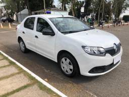 Renault / Logan Authentic 1.0 Completo 2019