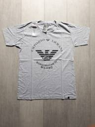 Camisetas Masculinas - Variedades de estampas - Fio 30.1