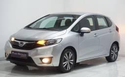 Honda Fit EXL 1.5 Flex 2015 Cambio CVT único dono extremamente novo