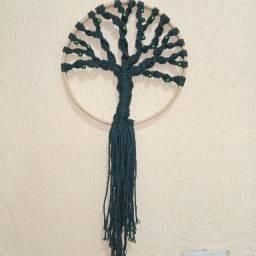 Artesanato, Macramê, decoração para casa e jardim
