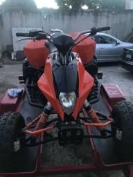 Quadriciclo KTM 525 XC ótimo estado