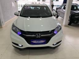 Honda HR-V EX Automático 2016 Branco (Linda!!!)