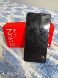 Xiaomi Redmi Note 5 Dual SIM 32 GB preto 3 GB RAM