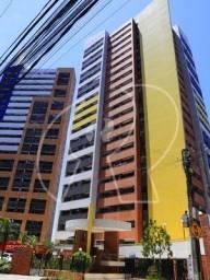 Apartamento com ótima localização, 72m², 3 quartos ( sendo 2 suítes), sala com varanda, ar