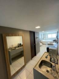 Apartamento para aluguel possui 40 metros quadrados com 1 quarto em Pina - Recife - PE