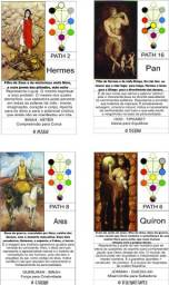 Tarot Mitológico_22 Arcanos Maiores