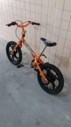 Bicicleta Caloi semi nova
