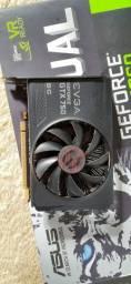 Placa de vídeo Gtx 750 SC 2GB